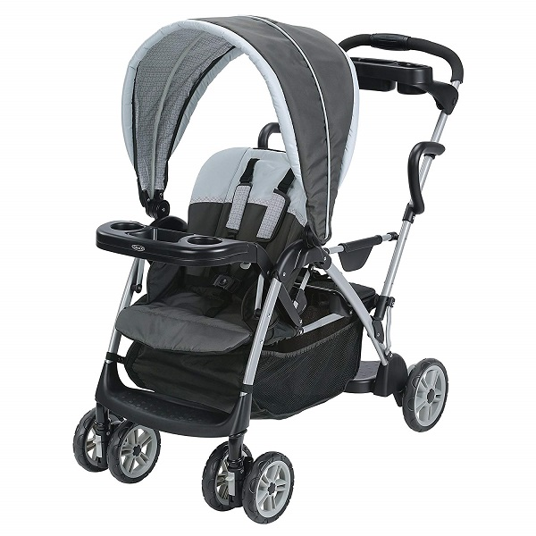 Graco Roomfor2 Click Connect Stroller reviews