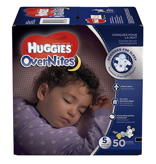 HUGGIES OverNites best Diapers
