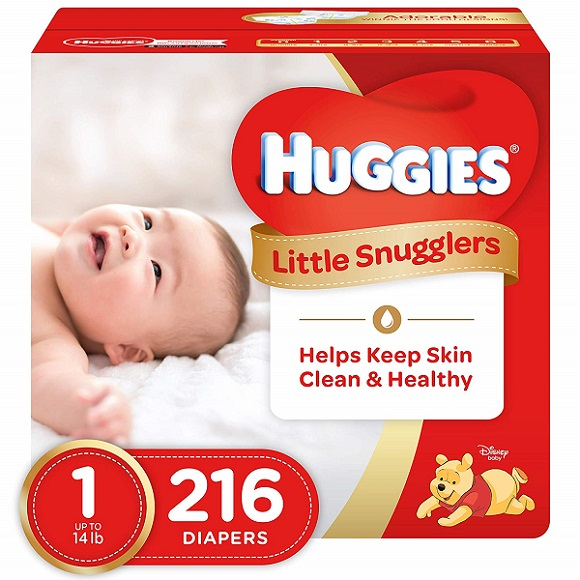 Huggies-Little-Snugglers-Diapers