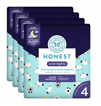 Honest Company Overnight Diapers