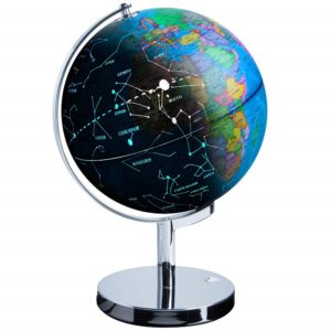 Augmented Reality Interactive Globe for Kids